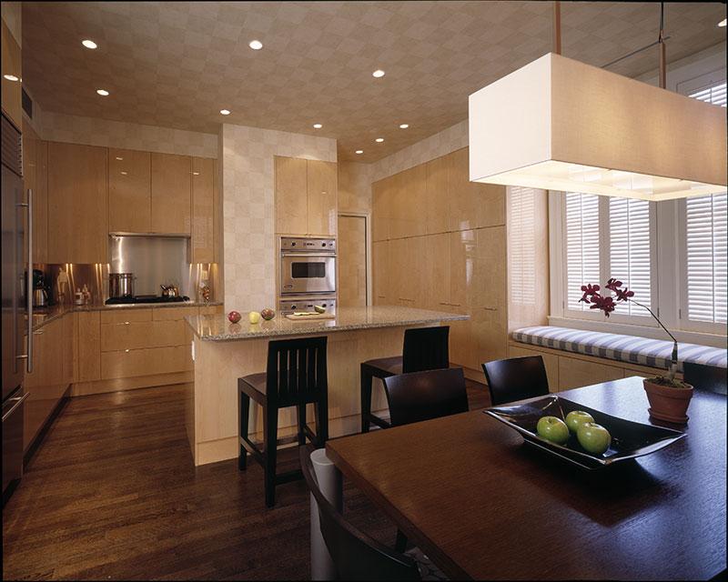 center city philadelphia kitchen by Shay Construction, Inc.